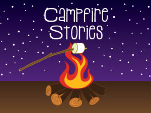 Campfire Stories Sunday School @ Nesco UMC